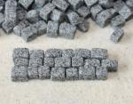 Großpflaster Granit 2, grau, 700 St.